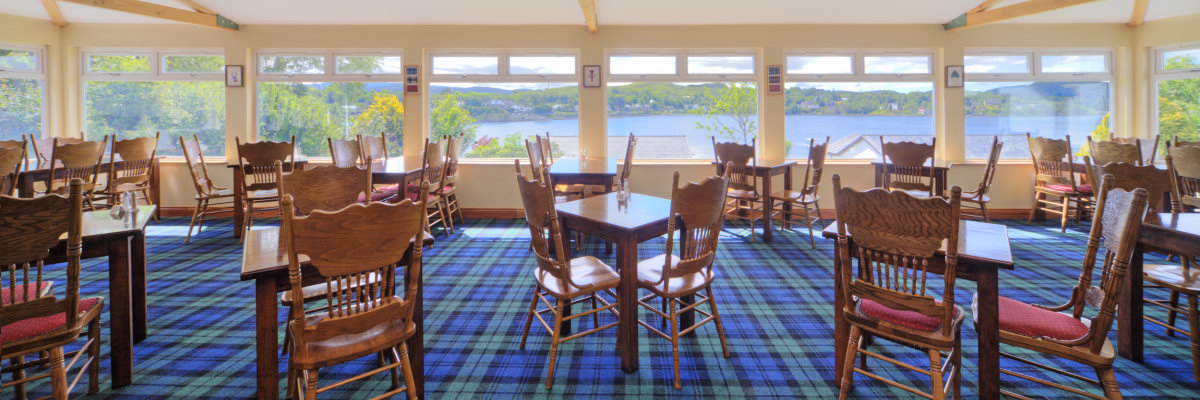Lochnell Arms :: Dining